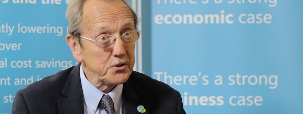 City of Lincoln Council Leader Ric Metcalfe.
