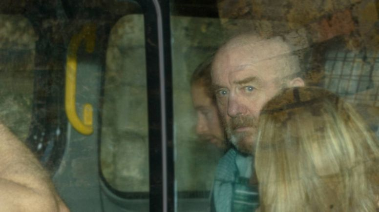 Stewart Greene pictured on arrival at Lincoln Crown Court. Photo: Steve Smailes for The Lincolnite