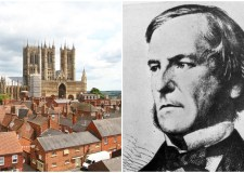 George Boole, one of the world' most celebrated mathematicians, was from Lincoln