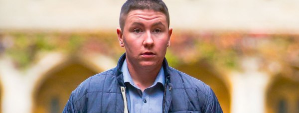 Kyran Lee at Lincoln Crown Court. Photo: Stephen Daniels