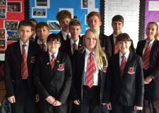 The new Cherry Willingham Community School Council.