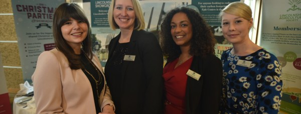 Delegates at the 2015 Lincolnshire Business Expo. Photo: Steve Smailes for The Lincolnite