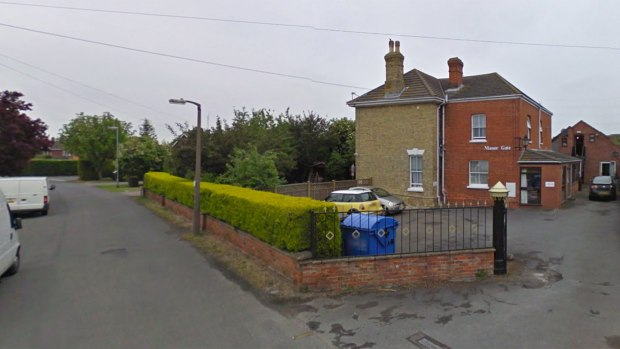 Manor Gate Care Home. Photo: Google Street View