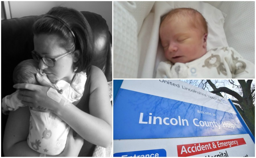 Theo Kuhn died days after his birth at Lincoln County Hospital.