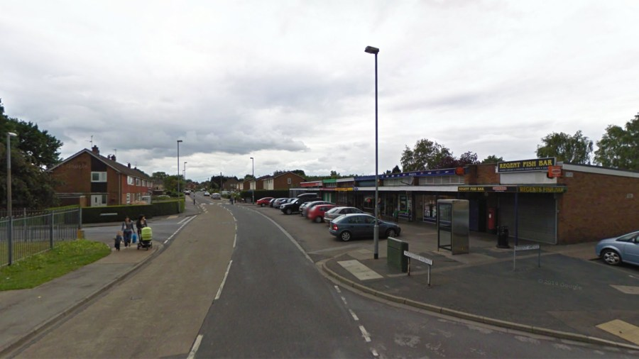 Woodfield Avenue in Birchwood. Photo: Google Street View