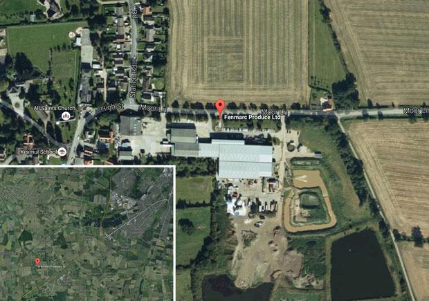 Image: Google Maps data