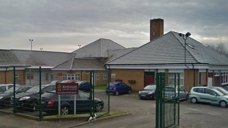 Lincoln Birchwood Junior School. Photo: Google Street View