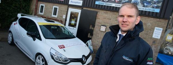Owner of Paint Perfect, John Creasey. Photo: Steve Smailes