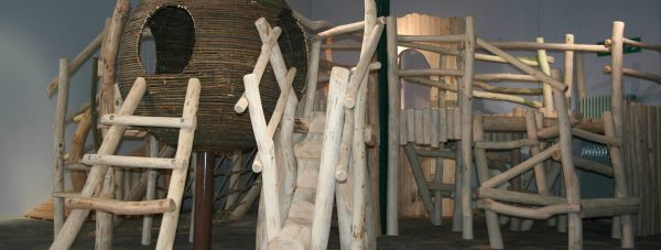 The new indoor play area is part of a £250,000 round of investment at Whisby Nature Park new Lincoln.
