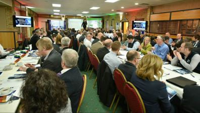 Over 170 delegates attended the Lincolnshire Manufacturing Conference. Photo: Steve Smailes for The Lincolnite
