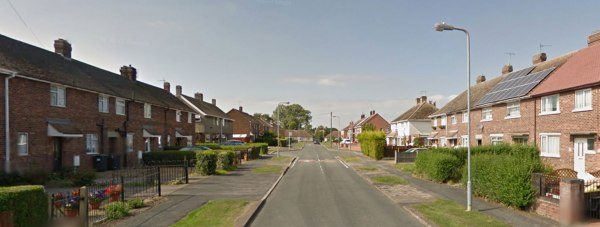 Coult Avenue, North Hykeham. Photo: Google Street View