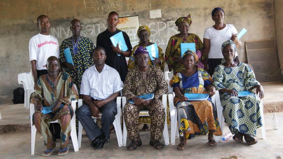 Farmers in Osun State, Nigeria. Photo: Shepherd Food Ministries