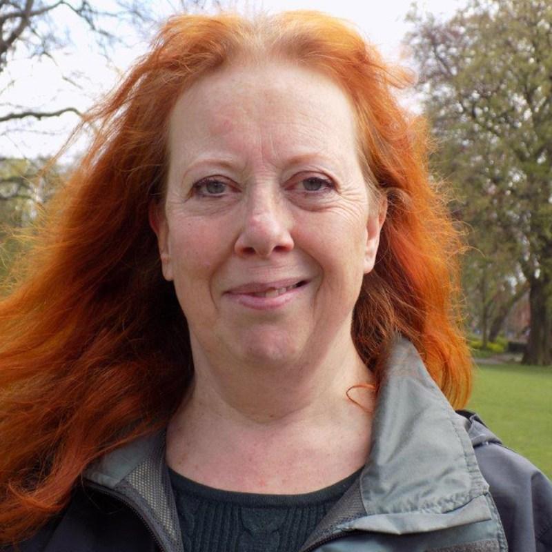 Sally Horscroft - Green