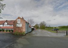 The Dovecote restaurant and the proposed site of the hotel to the right. Photo: Google Street View
