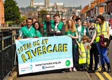 Residents are urged to come together on Saturday, July 2 to clean up the local rivers. Photo: Nick Rawsthorne