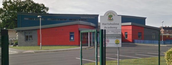 Hartsholme Academy in Lincoln. Photo: Google Street View