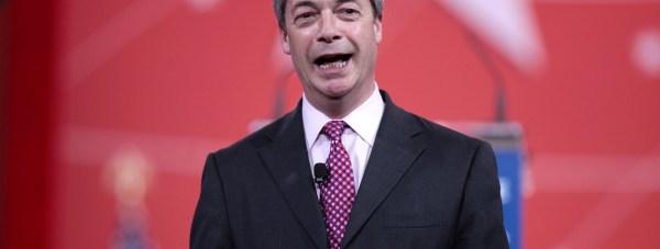 UKIP leader Nigel Farage. Photo: Gage Skidmore