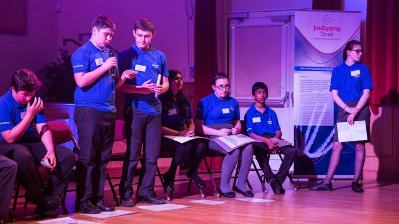 """The students said that the programme helped them """"overcome [their] struggles"""""""