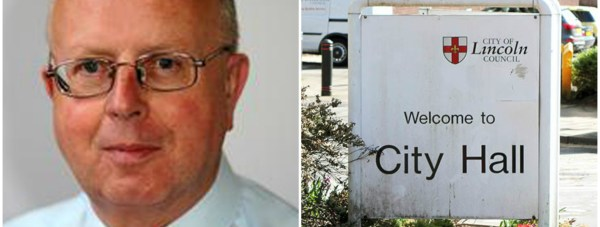 Councillor Gary Hewson has apologised to the resident