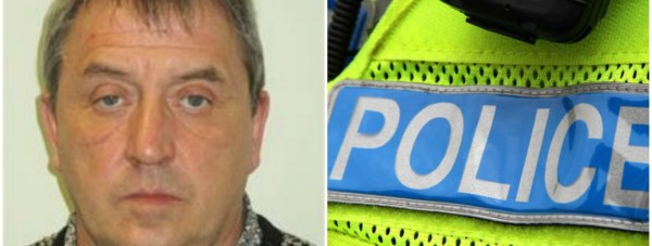 Former primary school headteacher David Warbrick has been jailed for child sex offences. Photo: Derbyshire Police