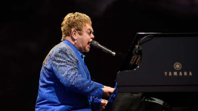 Elton John entertained the crowd with his biggest hits. Photo: Steve Smailes for The Lincolnite
