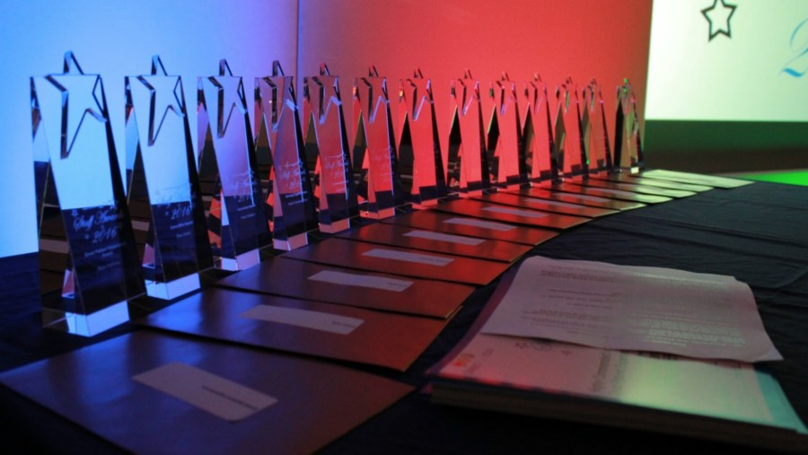 The awards will recognise the hard work and dedication of staff across the county.