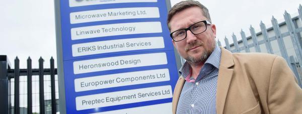 Managing Director or Stirlin Development James Kirby