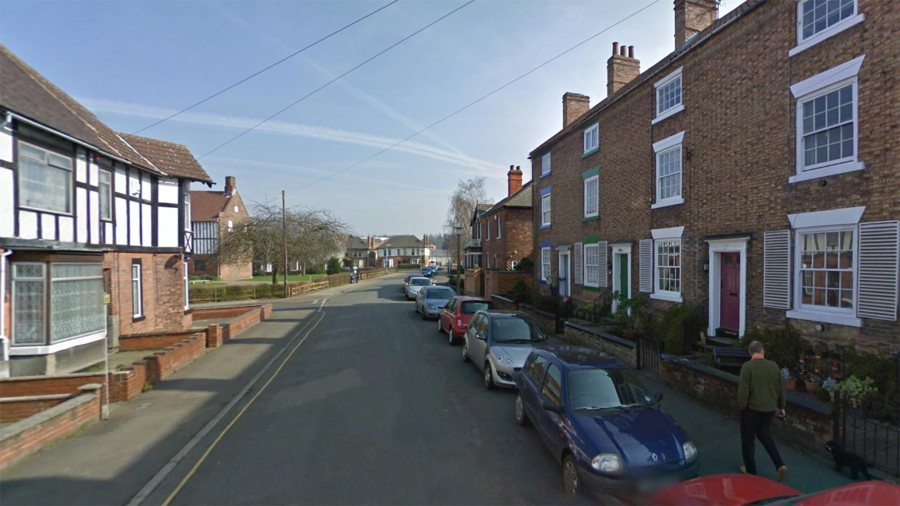 Cobden Street in Gainsborough. Photo: Google Street View