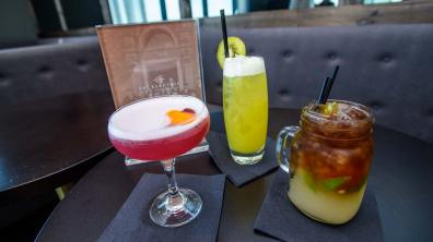 The New look Electric Bar will continue to serve some great cocktails. Photo: Steve Smailes for The Lincolnite