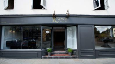 The new Krantz Designs Showroom in the former Biggers of Lincoln. Photo: Steve Smailes for The Lincolnite