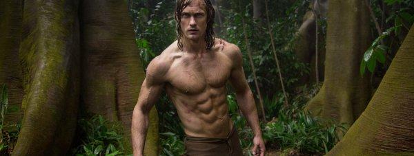 Alexander Skarsgard in The Legend of Tarzan. Photo by Warner Bros. Entertainment.