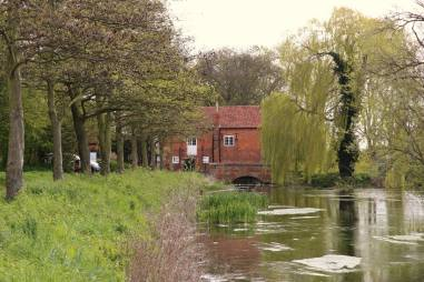 Cogglesford Watermill. PhotoL Neil Roberts
