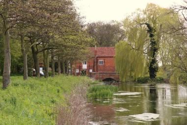 Cogglesford Watermill. PhotoL Neil Roberts