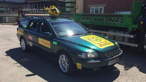 The Monte Carlo LNAA branded car