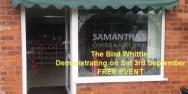 Bird-Whittler-Demonstrating