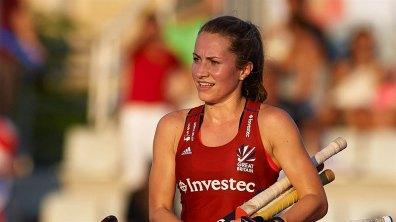 Shona McCallin. Photo: Team GB