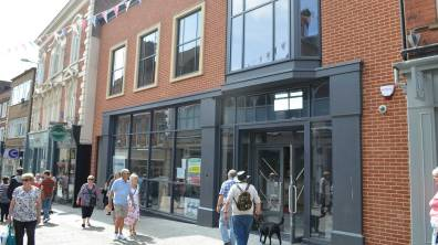 Wildwood will open on Lincoln High Street August 26. Photo: Sarah Harrison-Barker for The Lincolnite