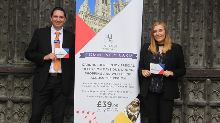 The Community Card hopes to encourage people to support what is local to them.