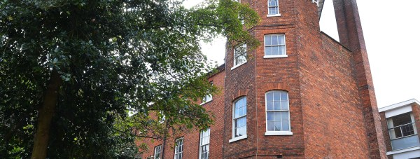 The site off Steep Hill dates back to 1777 and was first constructed as the County Hospital.