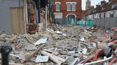 The £70 million project will help to regenerate the area. Photo Sarah Harrison-Barker for The Lincolnite