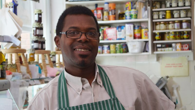 Kenny Roberts, owner of Elite Meats. Photo: Lincolnshire Business
