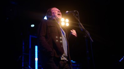 Simon Fowler, frontman of Ocean Colour Scene. Photo: Steve Smailes for The Lincolnite
