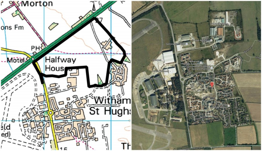 The development would double the size of Witham St Hughs.