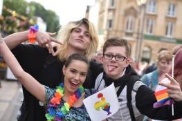 Lincoln Pride 2016. Photo: Steve Smailes