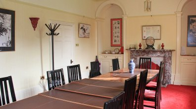 One of the former Civic Twinning rooms. Photo: Emily Norton for The Lincolnite