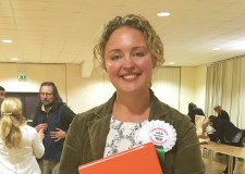 The position has been filled by Lincolnshire Independent councillor Cat Mills.