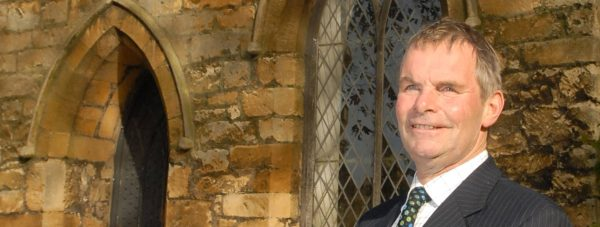 Leader of Lincolnshire County Council Martin Hill