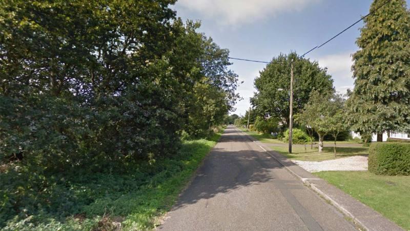Thorpe Lane in South Hykeham. Photo: Google Street View