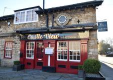 Castle View restaurant opened in uphill Lincoln on November 28. Photo: Steve Smailes for The Lincolnite