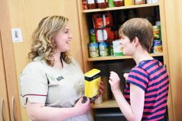 Improved care provision enhances the lives of care staff and service users